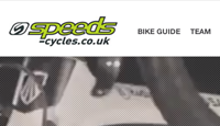 speeds cycles website