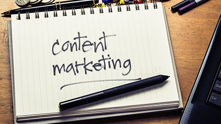 Writing Matters: The Importance of Content Marketing