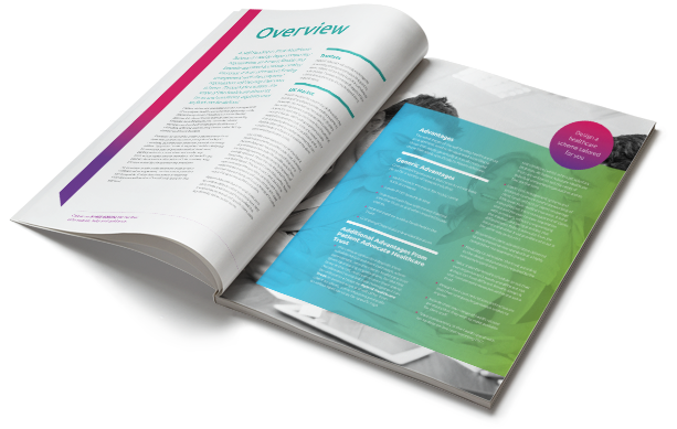 Blackberry Graphic Design Brochure
