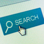 website search results