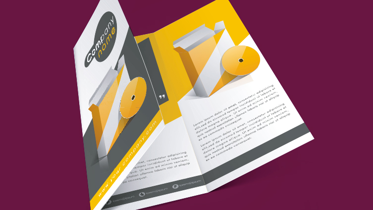 Using Folded Leaflets to Stand Out from the Competition