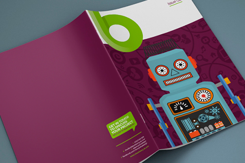 Blackberry Magazine | Design Agency