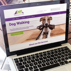 The Pet Partnership Website