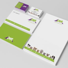 The Pet Partnership Branding