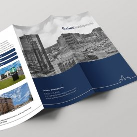 Godwin Developments Branding