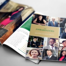 The Law Society Ambassadors Brochure 2016