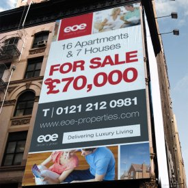 EOE Properties Signs