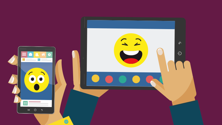 Facebook Reactions and Other New Social Media Features
