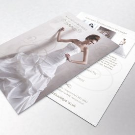 Samantha's Boutique Leaflet
