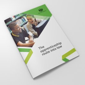 The Law Society Apprenticeship Brochure