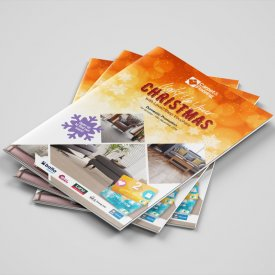 Carpet & Flooring Light Up Your Christmas Promotional Booklet