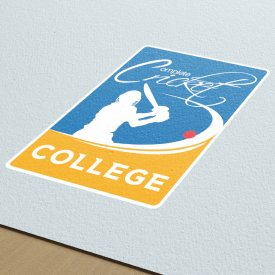 Complete Cricket College Brand Design