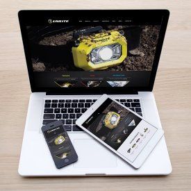 Unilite International Website